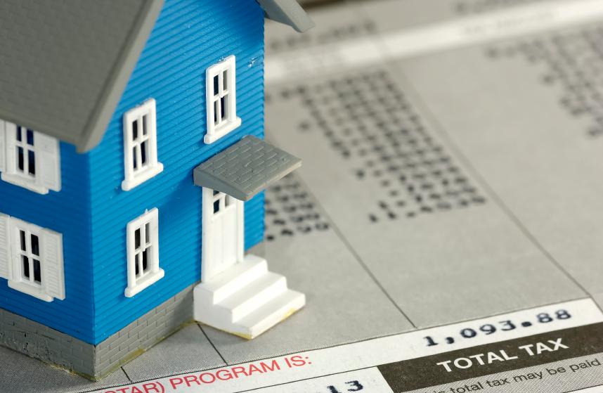 Besteuerung von Immobilien
